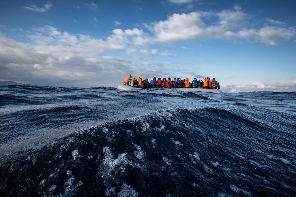 Refugee Crisis Of 2015
