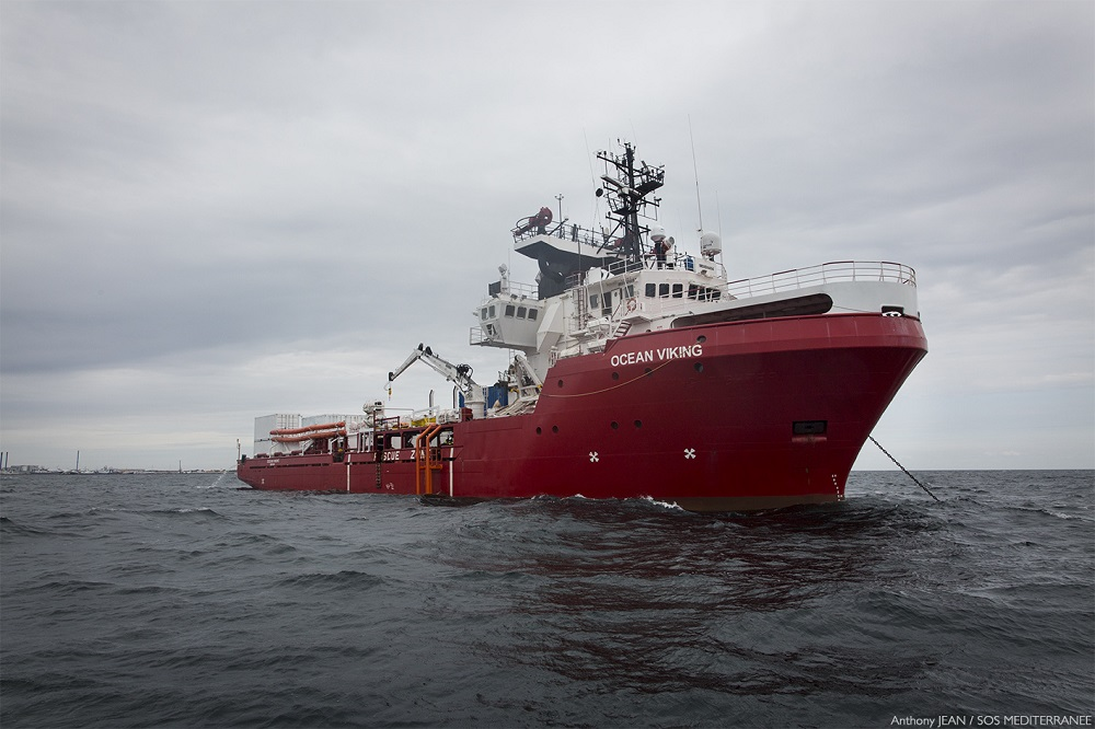MSF resumes search and rescue amid deteriorating conditions